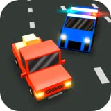 Cube Smash: Cop Chase Race