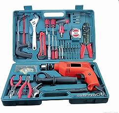 AbbyHus 13mm Impact Drill Machine Tool kit 100pc