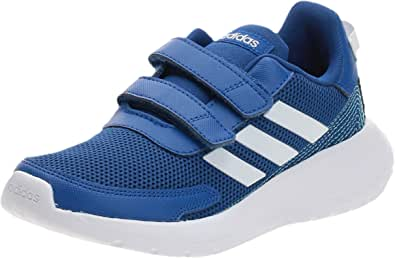 adidas Boy's Tensaur C Running Shoe. Child