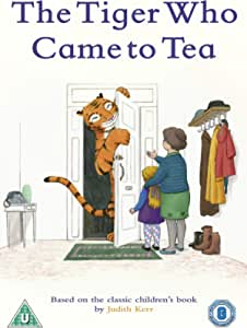 The Tiger Who Came to Tea [DVD] [2019]