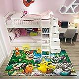 llc Tapis Rectangle Style Nordique Décoration De La Maison Enfants Chambre Chevet Couverture Mignon Bébé Rampant Tapis Rectan