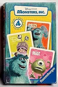 Ravensburger 23133 - Monster AG - Das Kartenspiel: Amazon