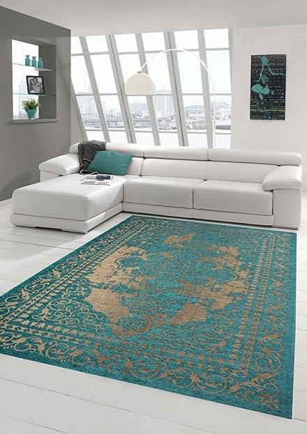 Amazon.De: Moderner Teppich Designer Teppich Orientteppich