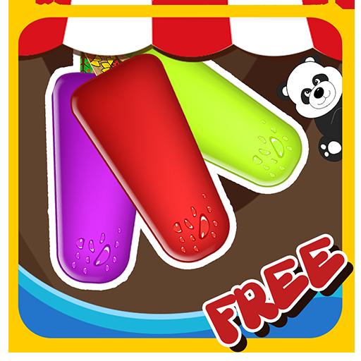Eis Bonbons Hersteller - Eis Süßwarenhersteller - Ice -Süßigkeit 2 - Maker Spiele für Mädchen