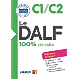 DALF C1/C2 100% reussite Ksiazka + plyta MP3 [Lingua francese]: DID.CERTIF.FLE