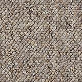 BODENMEISTER BM72181 Teppichboden Auslegware Meterware Schlinge beige 200, 300, 400 und 500 cm breit, Verschiedene Längen, Variante, 5,5 x 4 m
