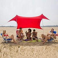 Bundera Zelt Plaj Şemsiyesi Bahçe Teras Çardak Avcı Kamp Çadırı Gölgelik Tente Örtü Güneşlik Şemsiye