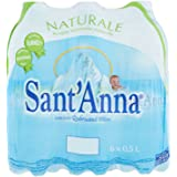 Sant'Anna Acqua Minerale Naturale - 6 x 0.5 L