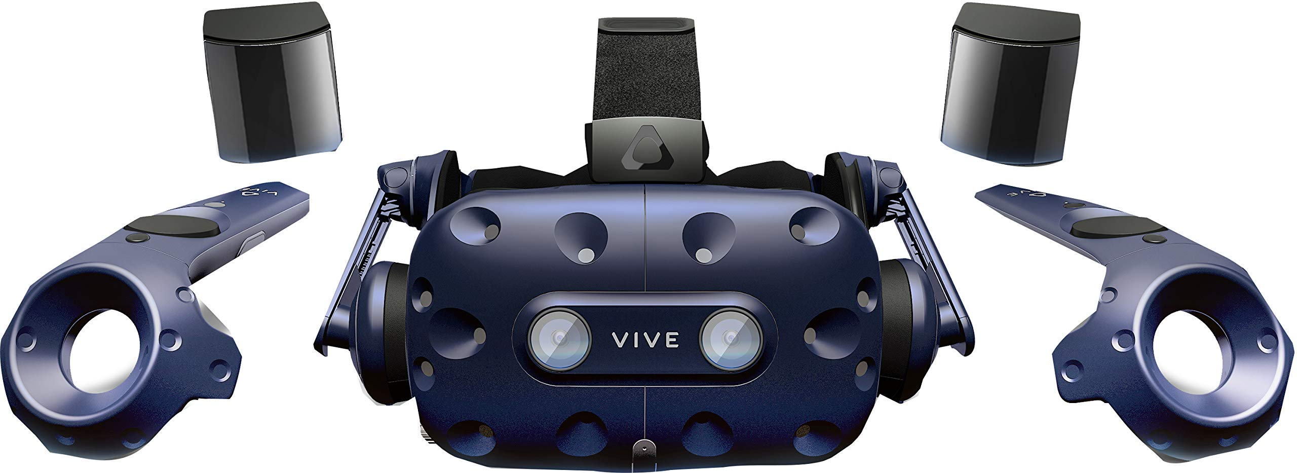 HP HTC kit Complet Vive Pro VR System – Casques Audio