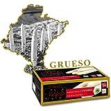 Finca Valdega - Espárragos Blancos Gruesos Calidad Extra | Alimentación Gourmet Estuche Lata de Conservas de 6/8 Frutos Indic