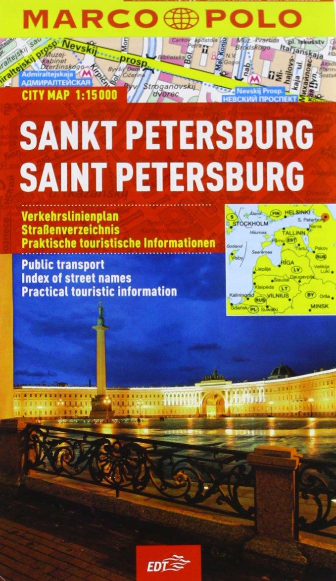 San Pietroburgo 1:15.000
