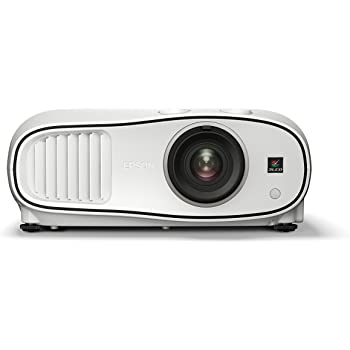 Epson EH-TW6700 Full HD 3000 Lumens Home Cinema 3D Projector - White