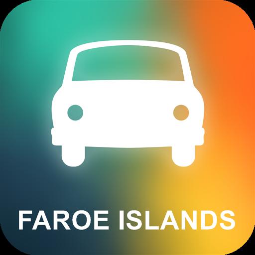 Isole Faroe Navigazione GPS
