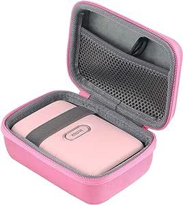 Co2crea Harte Reiseschutzhülle Etui Tasche Für Fujifilm Instax Mini