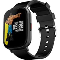 Zebronics ZEB-FIT7220CH Smart Fitness Watch with Call Function via built-in Speaker & Mic, 2.5D Curved Glass 4.4cm (1.75…