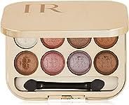 Helena Rubinsten Precious Gold Makeup 8 Color Shimmering Eye Shadow, Multicolor, 21 g