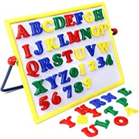 Lots4kids Ratna's Alpha Magnetic Learning Board Big Deluxe