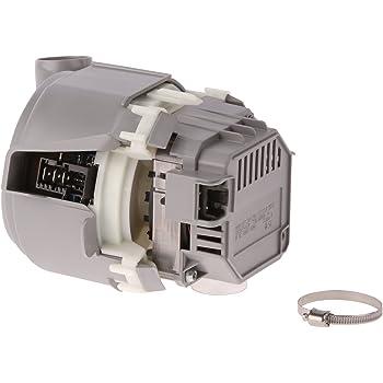 Original Heizpumpe Umwalz Pumpe Motor Spulmaschine Bosch Siemens