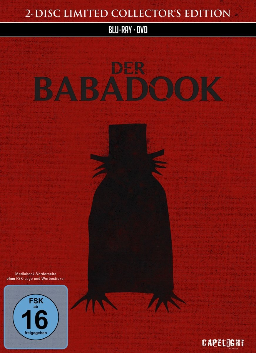 Der Babadook (Limited Collector's Edition - DVD + Blu-Ray) [Limited Edition] [2 Discs] [Edizione: Ge