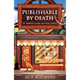 Publishable By Death: 1 (Harvey Beckett Mystery)