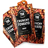 TBH - To Be Honest Vegetable Chips | Crunchy Tomato with Mint | 84g (Pack of 3,28 g Each) | Tasty Chips with High Dietary Fib