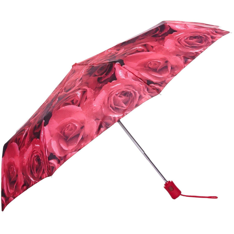 fulton open u0026 close 4 photo rose red women u0027s umbrella photo rose