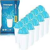 Wessper® AquaClassic Sport Cartouche Filtrante pour Carafe - Compatible avec BRITA Classic, Aqua Optima, PearlCo, AquaCrest –