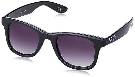 Vans Janelle Hipster Sunglasses, Occhiali da Sole Donna, Nero (Black-Smoke)