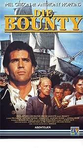 Die Bounty [VHS]: Sir Anthony Hopkins, Mel Gibson, Sir