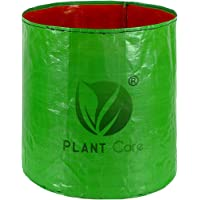 PLANT CARE HDPE Gardening Grow Bag, Nursery Cover Green Bags, Indoor & Outdoor Grow Containers for Vegetables Fruits…