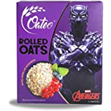 Oateo Rolled Oats 500 grams - A wholegrain, high fibre breakfast cereal