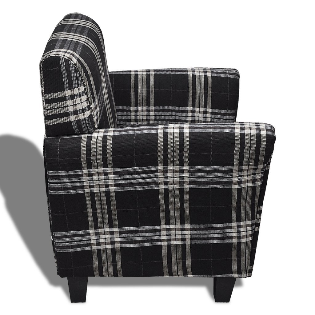 Anself Sessel Polstersessel Armsessel Wohnzimmersessel Loungesessel 2 Farbe Optional 1