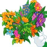 Mazzo di fiori le Bláthanna áille - Spraoi agus apps Creative haghaidh buachaillí agus cailíní Aon Aois, ar Valentine, 8 Márta, Bainise, Breithlá