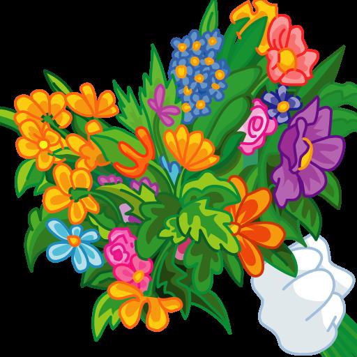 Blumenstrauss Mit Schonen Blumen Spass Und Kreative Anwendungen Fur