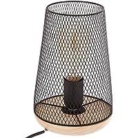 ATMOSPHERA CREATEUR D'INTERIEUR Lampe à Poser - Style Design - Coloris Noir