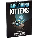 Exploding Kittens LLC EKG-1EXP Imploding Kittens: Questa è la prima Espansione di Exploding Kittens Gioco, Edizione Inglese