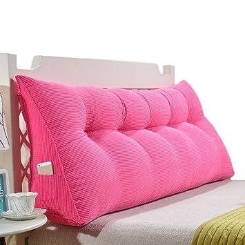 Schlafzimmer Erwachsenen Rcken Pad Taille Kissen Wohnzimmer Bett Bedienung Farbe 1 Grsse 90cm Amazonde Kche Haushalt