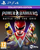 Power Rangers Battle for the Grid Collector's Edition (PS4)