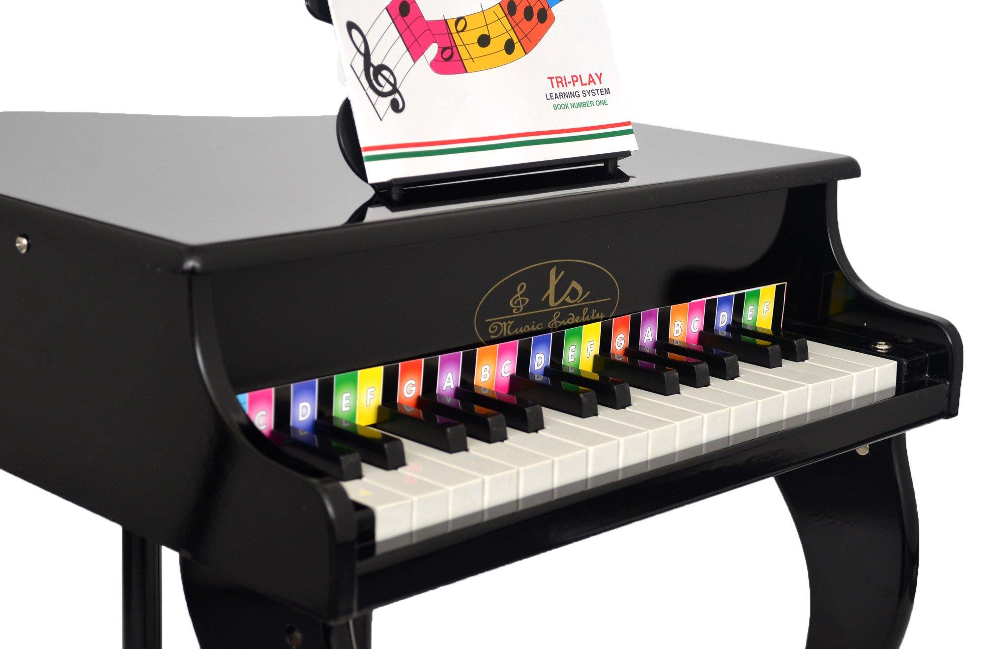 Ts ideen pianoforte a coda a tasti per bambini con