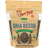 Bob's Red Mill Organic Chia Seeds, 340 gm