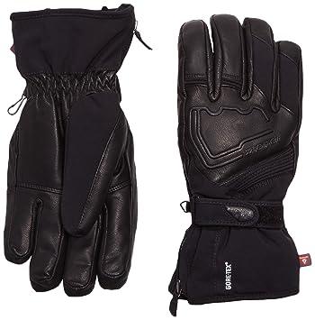 b21b8986da6e4f Ziener Men's Gloves Gigolosso GTX R Gore Warm PR Ski Gloves, Men, Handschuhe  Gigolosso GTX R Gore Warm PR Gloves Ski Alpine, Black: Amazon.co.uk: Sports  & ...