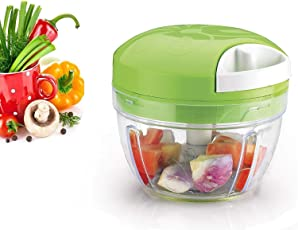 Smart Chopper, Vegetable Cutter and Food Processor