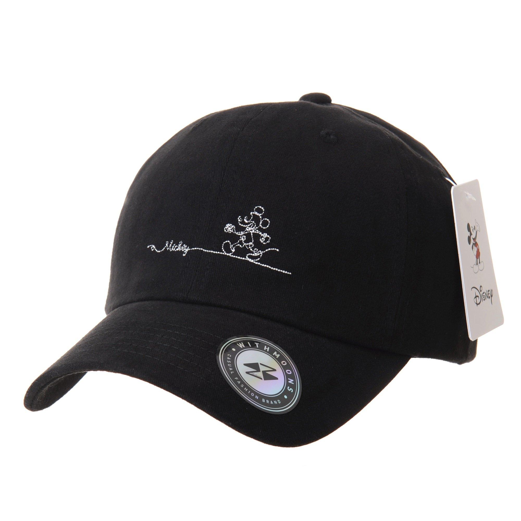 WITHMOONS Gorras de béisbol Gorra de Trucker Sombrero de Disney Mickey Mouse  ... a1b5966c76f