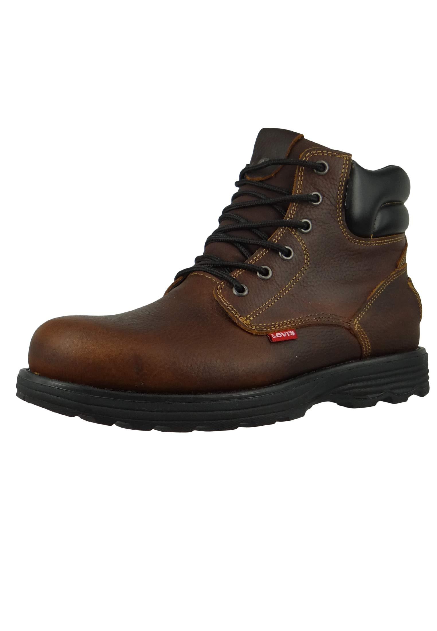 Levi's Arrowhead 228777-829-128 Men's Walking Boots Brown 1
