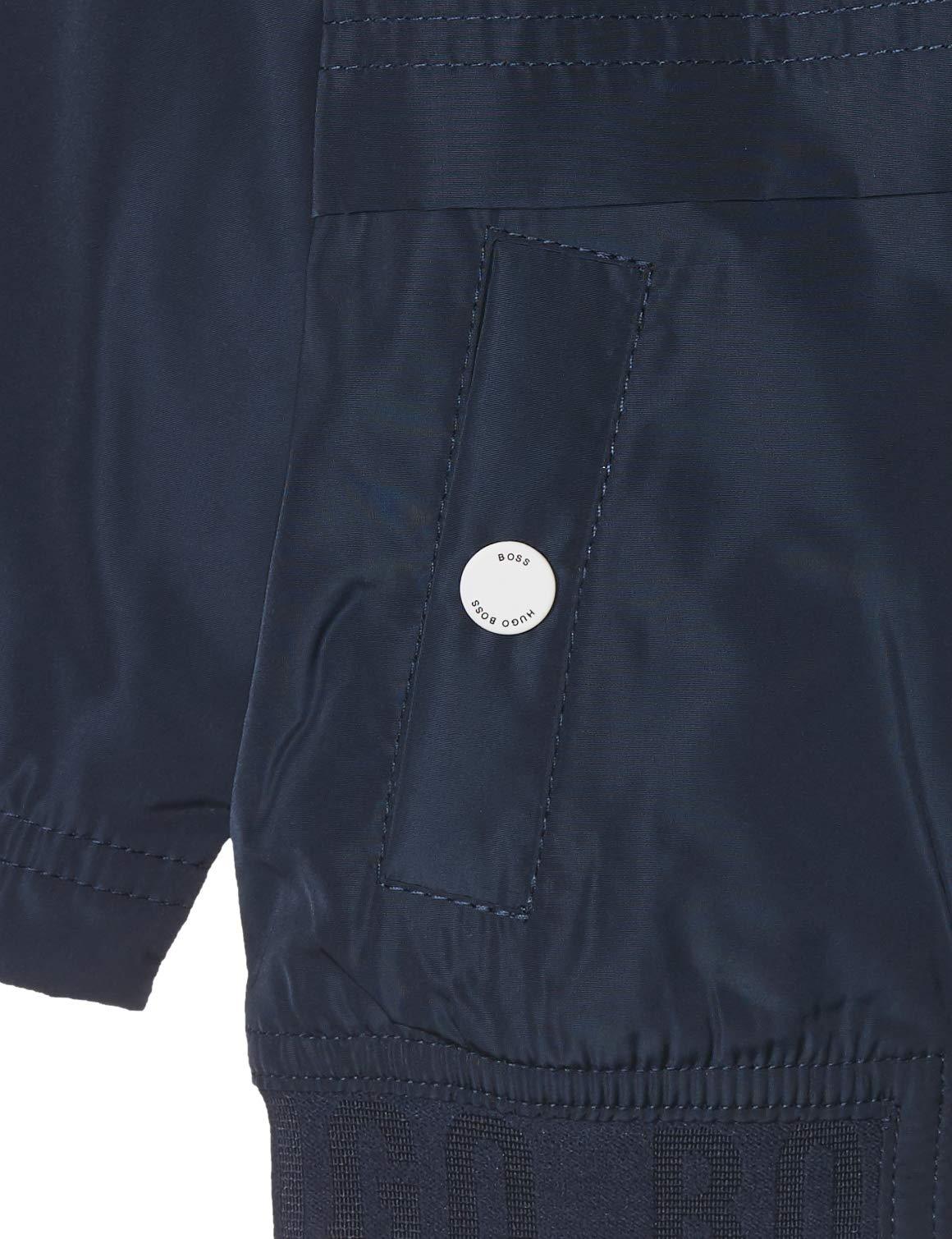 BOSS Coupe-Vent Abrigo Impermeable para Bebés