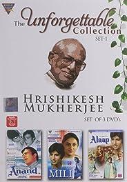 The Unforgettable Collection of Hrishikesh Mukherjee Set 1