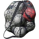 Extra stor vattentät nätutrustning duffelväska kraftig nätboll axelväska basket volleyboll fotboll matta boll fotboll bärväsk