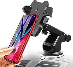 DMG Dashboard & Windshield Car Mobile Phone Holder Mount