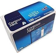 CONTOUR NEXT Blood Glucose Self-Monitoring Strip - 100 Strips