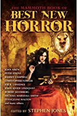 The Mammoth Book of Best New Horror 24 Kindle Edition